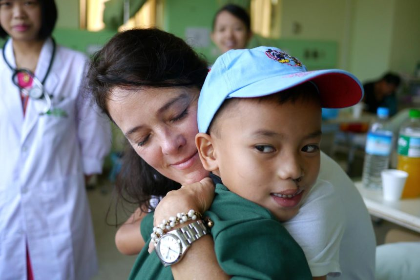 Interview With Tina Fischlin: The Face Behind AfS' Missions to Myanmar.