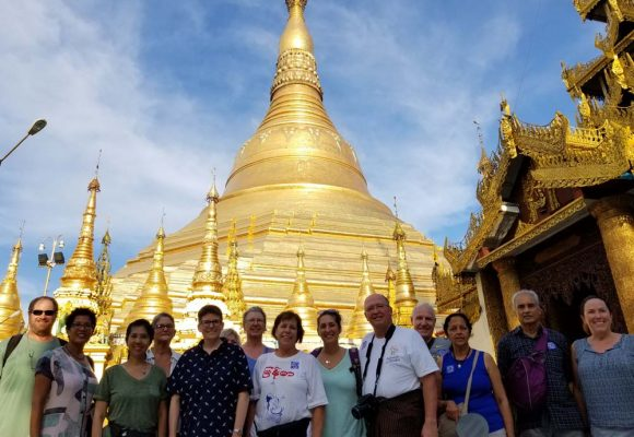 Day 7 – Yangon Tour