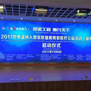 Wenzhou Global Benevolence 2017