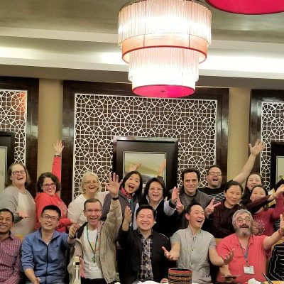 The Zhaotong Team Photo(s)