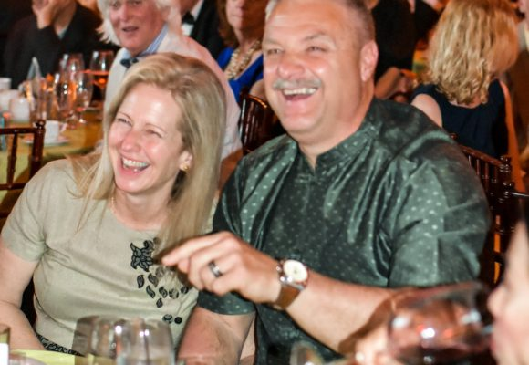The Women's Volunteer Power of the 13th Annual Night of Smiles Gala