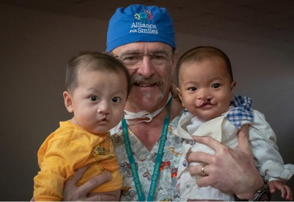 Darrell's Blanket Babies – Sagaing, Myanmar