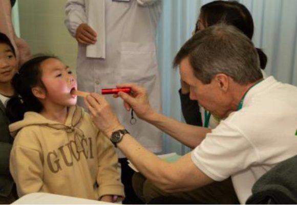 Opening Clinic – Chuzhou, China