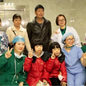 Another Day on the Surgery Ward – Chuzhou, China