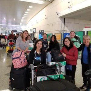 Team Arrives in Chuzhou, China