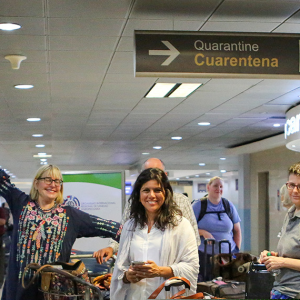 Team arrives to Retalhuleu in Guatemala – Day 1