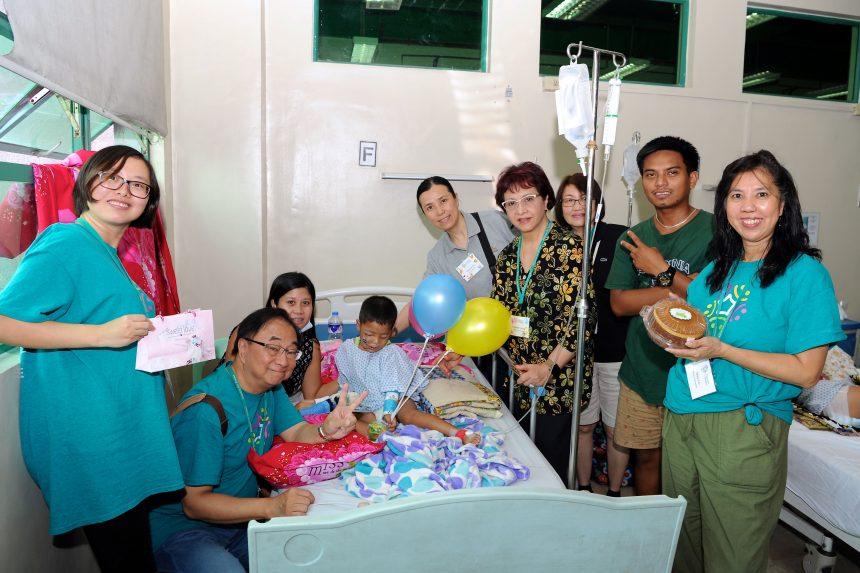 Happy Birthday Steven – Manila, Philippines