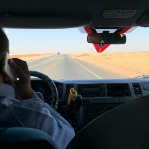 ROAD TRIP FOR HOME VISIT – Aswan, Egypt
