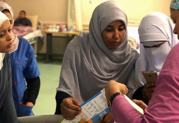 PACU Nurses – Aswan Egypt