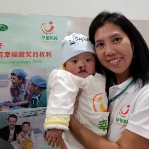 Volunteer of the Year Award Goes To Mary Liu!