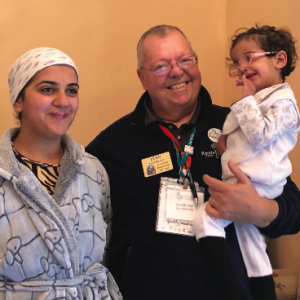 The Rotary Foundation Newsletter for Mid-Atlantic Coast mentions AfS & Morocco Grant