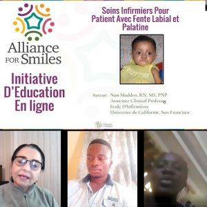 Congo Virtual Education Seminar