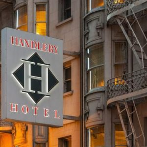 Handlery Union Square Hotel, 2 Night Delux Package