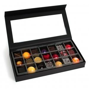 Oregon Pinot Noir + Feve Fine Chocolates