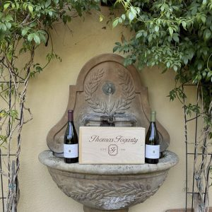 Thomas Fogarty Winery – Wooden Box of Two Wines (#3)