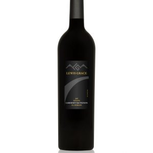Lewis Grace Cabernet Sauvignon 2017 (2 bottles)