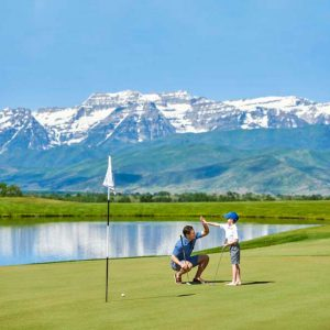 Red Ledges Luxury Golf Vacation Package