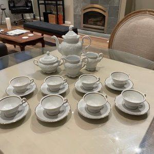 Royal Kent Demitasse Tea Set